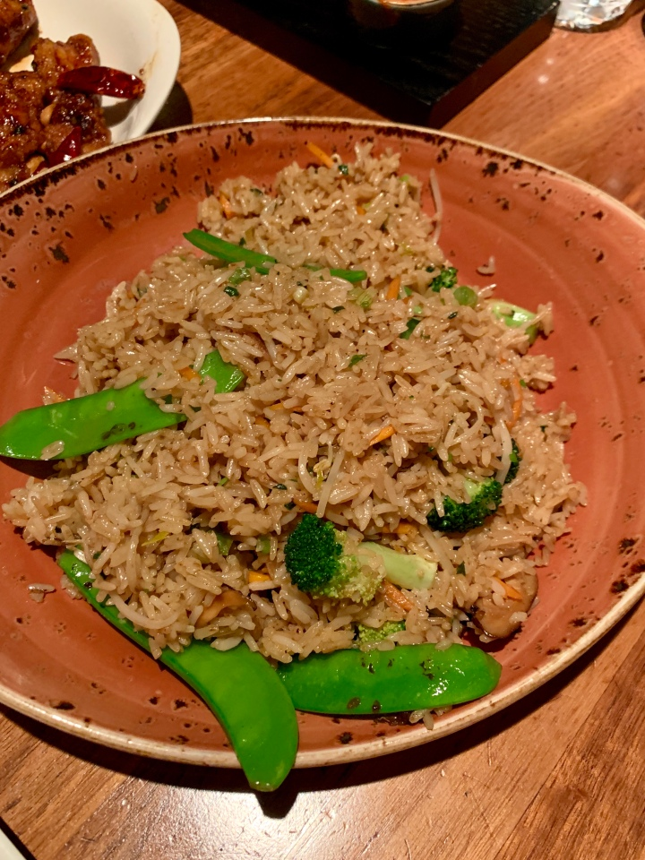 P.F. Chang's Vegetable Fried Rice
